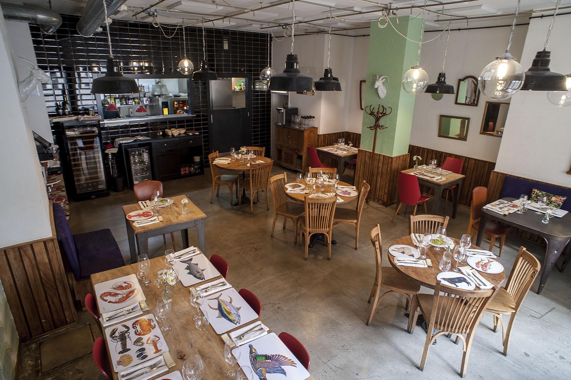 El Huerto de Roque - Restaurante